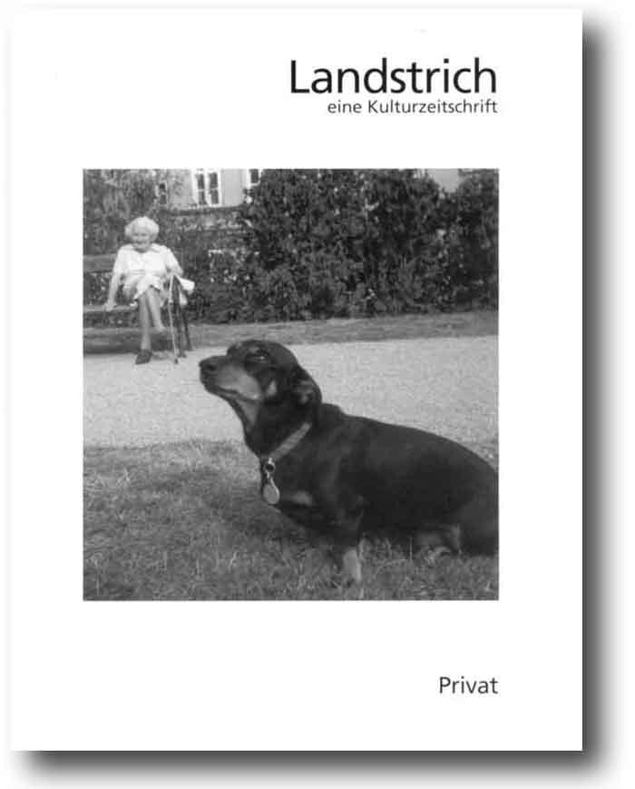 Landstrich Kulturzeitschrift Privat