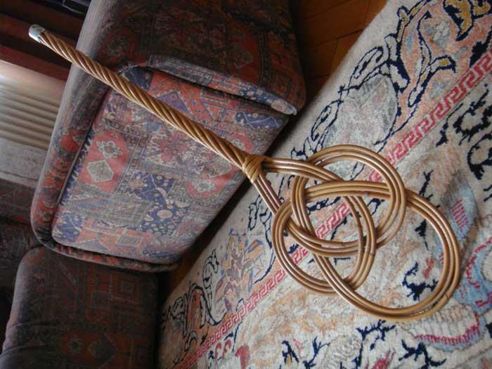 teppichklopfer, das ist ein teppichklopfer, das ist eine Foto von einem teppichklopfer