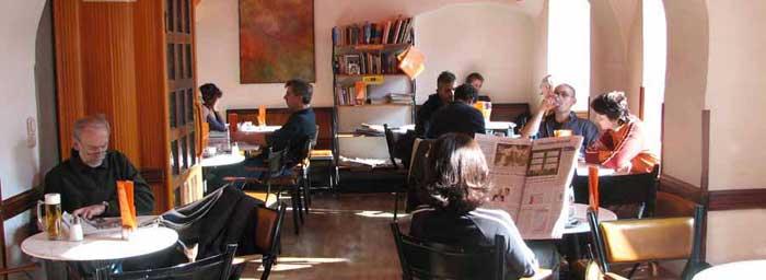 Cafe Meier Pfarrplatz Linz