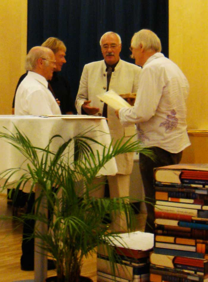 Alberndorf Lesung AKUT 09 1. Preis